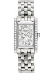 Longines Women's DolceVita Mother Of Pearl Dial Stainless Steel Watch L5.502.0.97.6
