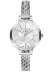 Lee Cooper Women's White Dial Stainless Steel Watch LC06174.330