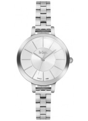 Lee Cooper Women's White Dial Stainless Steel Watch LC06175.330