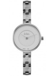 Lee Cooper Women's White Dial Stainless Steel Watch LC06628.330