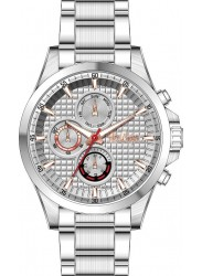 Lee Cooper Men's Chronograph Silver Dial Stainless Steel Watch LC06661.330