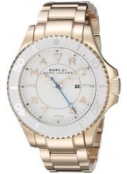 Marc by Marc Jacobs Original MBM3409 Women's Dizz Sport Rose Gold Steel Watch