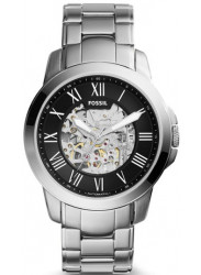 Fossil Men's Grant Automatic Skeleton Dial Watch ME3103