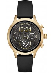 Michael Kors Women's Access Black Silicone Smartwatch MKT5053