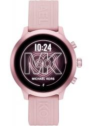 Michael Kors Women's Access MKGO Pink Silicone Smartwatch MKT5070