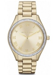 Michael Kors Women's Blake Champagne Dial Gold-Tone Watch MK3244