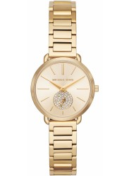 Michael Kors Women's Portia Gold Tone Stainless Steel Watch MK3838.jpg