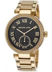 Michael Kors Women's Skylar Chronograph Black Dial Watch MK5989