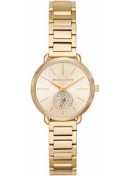 Michael Kors Women's Portia Gold Tone Stainless Steel Watch MK3838.jpg