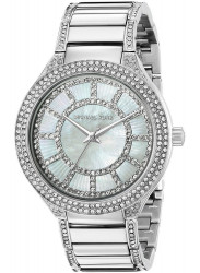 Michael Kors Women's Kerry Mother of Pearl Stainless Steel Watch MK3311
