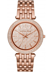 Michael Kors Darcy Women's Rose Gold Dial Rose Gold Stainless Steel Watch MK3399