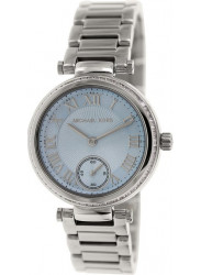 Michael Kors Women's Mini Skylar Blue Dial Watch MK5988