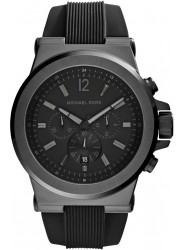 Michael Kors Men's Dylan Chronograph Black Dial Watch MK8152