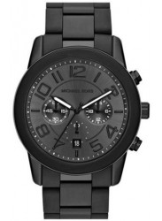 Michael Kors Men's Mercer Chronograph Black Dial Watch MK8322