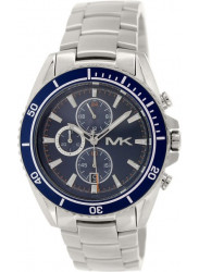 Michael Kors Men's Lansing Blue Dial Watch MK8354