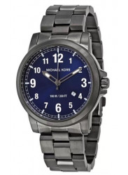 Michael Kors Men's Paxton Blue Dial Watch MK8499