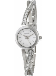 DKNY Women's Crosswalk White Dial Watch NY2173