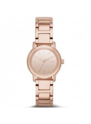 DKNY Women's Tompkins Rose Gold Tone Watch NY2181