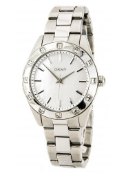 DKNY Women's Mother Of Pearl Dial Watch NY8660