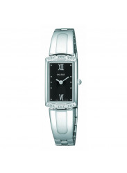 Pulsar Women's PEGE27 Swarovski Crystal Stainless Steel Watch