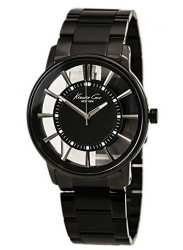 Kenneth Cole Men's Transparency Black Tone Watch KC3994