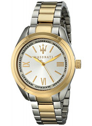 Maserati Women's Pole Position Two Tone Watch R8853112504
