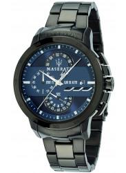 Maserati Men's Ingegno Tachymeter Chronograph Gunmetal Watch R8873619001