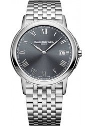 Raymond Weil Men's Tradition Grey Dial Watch 5466-ST-00608