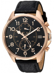 Tommy Hilfiger Men's Chronograph Black Dial Watch 1791273