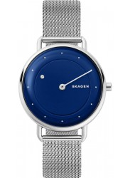 Skagen Women's Horizont Special Edition Blue Dial Stainless Steel Watch SKW2738