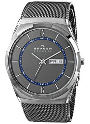 Skagen Men's Melbye Grey Titanium Watch SKW6078