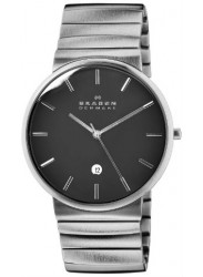 Skagen Men's Ancher Stainless-Steel Analog Quartz Watch