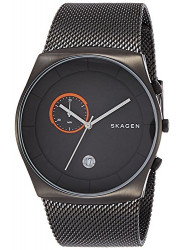 Skagen Men's Havene Stainless Steel Mesh Bracelet Watch SKW6186