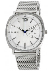 Skagen Men's Rungsted Grey Dial Mesh Watch SKW6255
