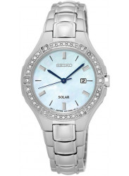 Seiko Women's Core Mother of Pearl Dial Watch SUT281