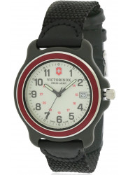 Victorinox Original Men's White Dial Black Nylon Watch 249088.1
