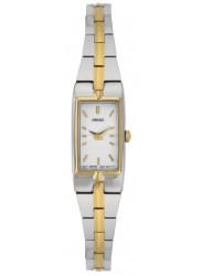 Seiko Women's Two-Tone Stainless Steel Watch SZZC40