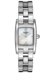 Tissot Women's T Trend T3 Mother of Pearl Dial Watch T042.109.11.117.00