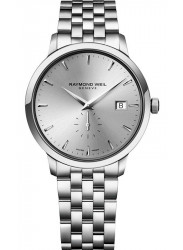 Raymond Weil Men's Toccata Silver Dial Stainless Steel Watch 5484-ST-65001