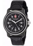 Victorinox Men's Original Black Dial Black Nylon Watch 249090