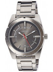 Diesel Men's Gunmetal Dial Stainless Steel Watch DZ1595