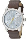 Diesel Women's Flare Brown Leather Watch DZ5464