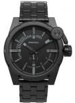 Diesel Men's Dark Grey Dial Gunmetal PVD Stainless Steel Watch DZ4235