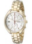 Fossil Women's CH2976 Land Racer Gold Stainless-Steel Quartz Watch