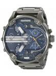 Diesel Men's Mr. Daddy Chronograph Blue Dial Watch DZ7331