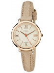 Fossil Women's Jacqueline Sand Leather Watch ES3802