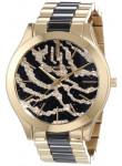 Michael Kors MK3315 Women's Runway Gold Stainless-Steel Quartz Watch