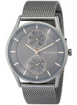 Skagen Holst Unisex Grey Dial Mesh Watch SKW6180