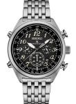 Seiko Prospex Men's Chronograph Black Dial Stainless Steel Watch SSG017