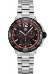 Tag Heuer Men's Formula 1 Black Dial Watch CAU1116.BA0858